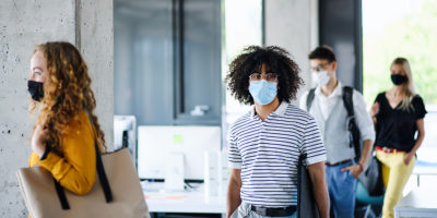 PPE: Face Masks and COVID-19